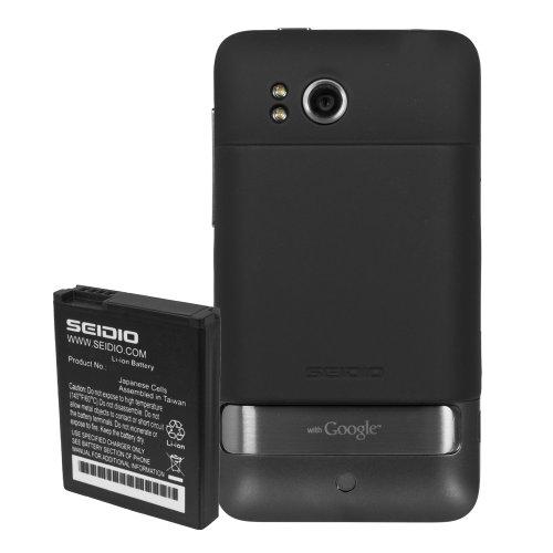 Seidio Bacy32Htmec-Bk Innocell 3200Mah Extended-Life Battery For Htc Thunderbolt (Black)