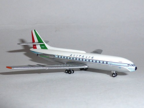 se-210-caravelle-sas-alitalia-airlines-italy-inflight-500-diecast-model-scale-1500-if5210007-i-daxu