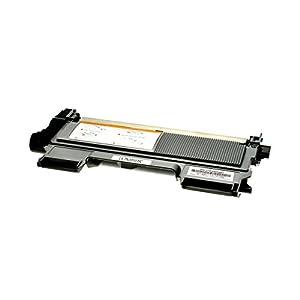 XL Toner für TN 2010 Schwarz 3.000 Seiten kompatibel zu TN2010. Geeignet für Brother HL-2130, DCP-7055 , DCP 7057.