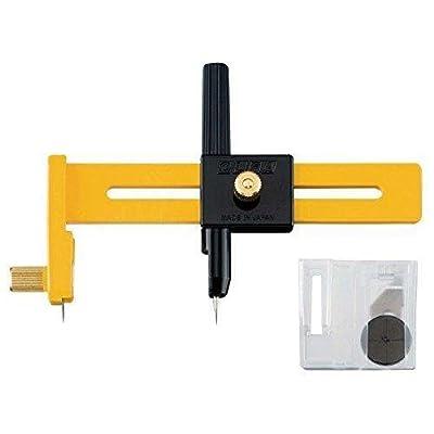 OLFA 9911 CMP-1 Compass Circle Cutter New