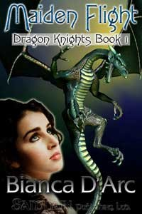 Maiden Flight: Dragon Knights, Book 1