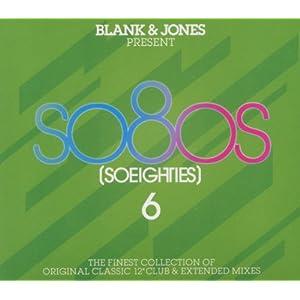 Blank & Jones - Blank & Jones Present: So80s (So Eighties) 6