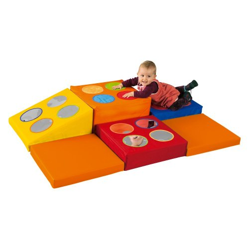 Wesco Wesco Ple Level Tiny Tot Module Kit, Multi, Foam front-862720