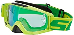 Scott Tyrant Goggles - Lime Green/Green Chrome Works