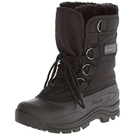 The Kamik Comforter 2 will keep you comfy and cozy in the winter cold. This mid-calf women's snow boot is made with a Duration 600 Nylon upper and features a removable liner. The waterproof rubber sole of this Kamik boot features PULSE to maximize tr...