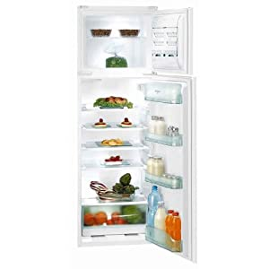 670edc0aaa7581  Hotpoint-Ariston - BD 2931 EU/HA - Réfrigérateur 2 portes intégrable -  263L