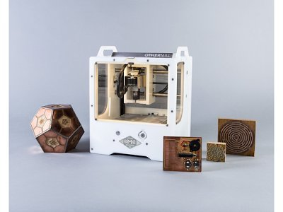 Other Machine Co. Othermill Desktop CNC Mill