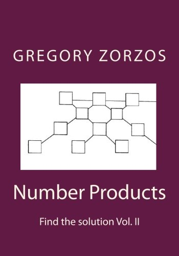 Number Products: Find the solution Vol. II: 2