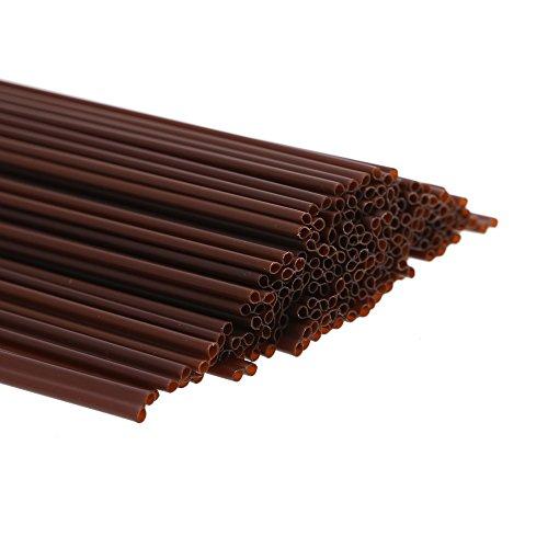 Dealglad® 500pcs/bag Disposable Coffee Cocktail Straws ...