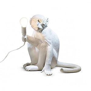 Seletti Monkey Lamp - Sitting from Seletti