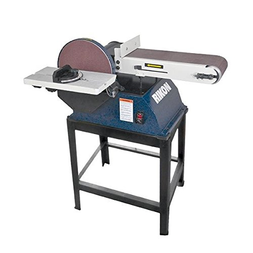 Buy Cheap RIKON Power Tools 50-122 6 x 48 Belt / 10 Disc Sander, ,