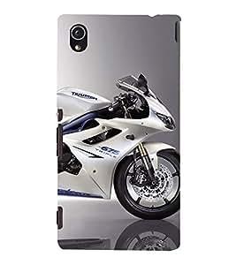 Legendary 3D Hard Polycarbonate Designer Back Case Cover for Sony Xperia M4 Aqua :: Sony Xperia M4 Aqua Dual