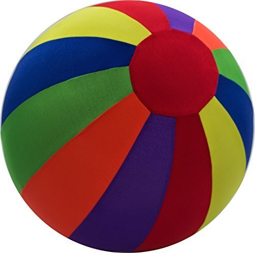 32″ Multi Color Brights Beach Ball by Y'all Ball bestellen