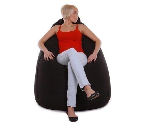 re-bax jumbo XL / Sitzsack mit Outdoorstoff-Bezug / Größe: ca. 135 cm / Durchmesser: ca. 90 cm / Füllvolumen: ca. 500 l online kaufen