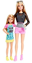 Barbie Sisters Barbie and Stacie Doll 2-Pack