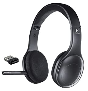 Logitech Wireless Headset H800 for PC, Tablets and Smartphones