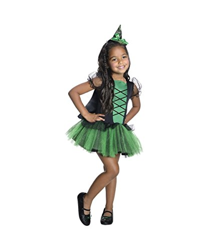 Wizard of Oz Movie Wicked Witch of the West Girls Halloween Costume