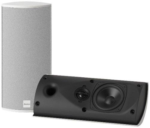 Boston Acoustics Bravo II 2-Wege Universal-Lautsprecher (125 Watt) weiß