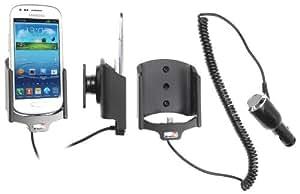 Brodit 512466 Support actif pour Samsung Galaxy S3 Mini i8190 Noir