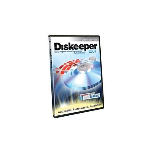 Diskeeper 20.