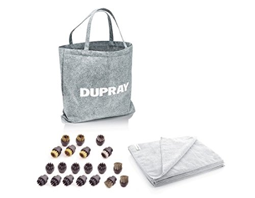 Advanced Cleaning Pack for Dupray Steam Cleaners (Dupray Steamer compare prices)