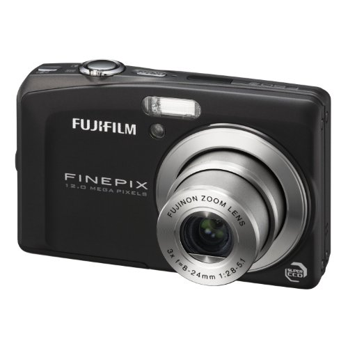 Fujifilm FinePix F60fd is one of the Best Digital Cameras for Photos of Children or Pets Under $250