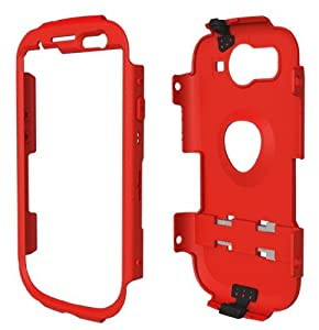 Trident Carrying Case (Holster) for Smartphone - Red