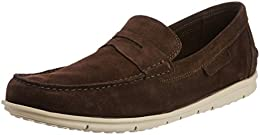 Woodland Mens Leather Loafers and Moccasins B00SYDGGWG