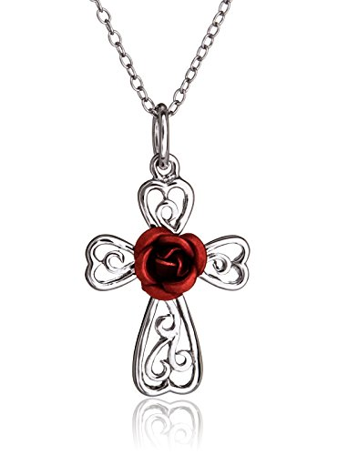 silverluxe-sterling-silver-filagree-cross-pendant-with-red-rose-18