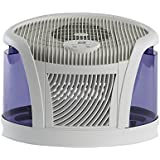 Essick Air 3D6 100 Mini Console Humidifier, White and Midnight Blue