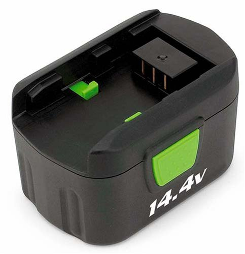 Kawasaki 840156 Green 14.4v Replacement Battery