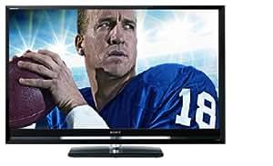 Sony Bravia Z-Series KDL-46Z4100/B 46-Inch 1080p 120Hz LCD HDTV, Black