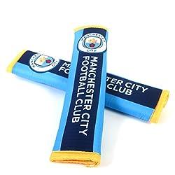 Manchester City F.C. Car Seat Belt Protector