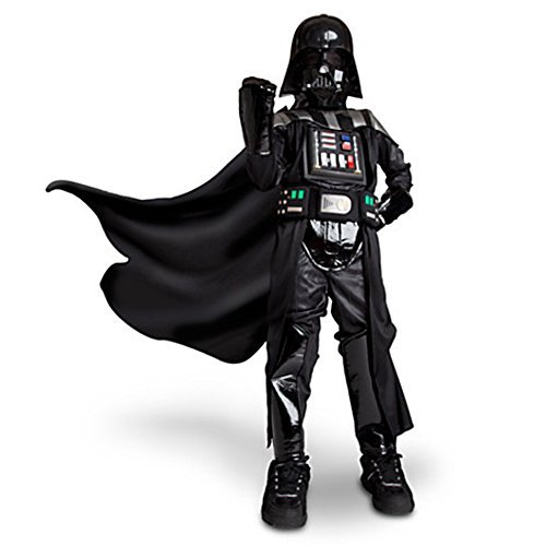 Disney Store Deluxe Darth Vader Costume Star Wars ~ XXS 3