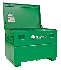 Greenlee 3048 Storage Chest, 48-Inch By 30-Inch By 30-Inch