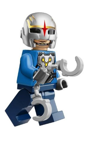 LEGO Nova Corps Officer Super Heroes Guardians of the Galaxy Minifigure - 1