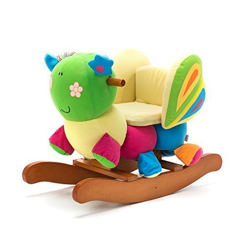 Butterfly Rocking Ride On Toy