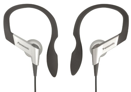 Panasonic RP-HS33E-S Water Resistant Sports Earphones