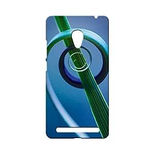 BLUEDIO Designer Printed Back case cover for Asus Zenfone 6 - G6569