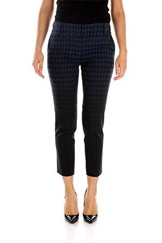 22X606INCHIOSTRO-Prada-Pantalons-Femme-Laine-Bleu