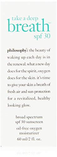Philosophy Take a Deep Breath Broad Spectrum SPF 30 Oil-Free Oxygen Moisturizer