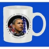 President Obama - 44th President Collector's 11 Oz. Mug - Ready to Ship
