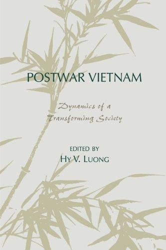 Postwar Vietnam: Dynamics of a Transforming Society...
