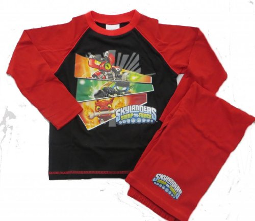 Skylanders Swapforce Big Boys Pyjamas