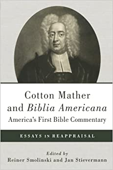 Cotton Mather Critical Essays