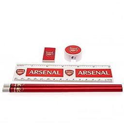 Football Gifts - Arsenal Fc Men\'s Arsenal Core Stationary Set
