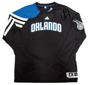 NBA Orlando Magic 2011-12 Team Issued Adidas Shooting Shirt by adidas
