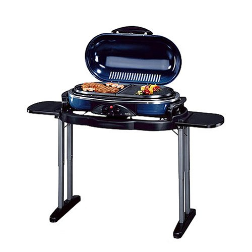 Coleman RoadTrip Grill - Blue/ Black