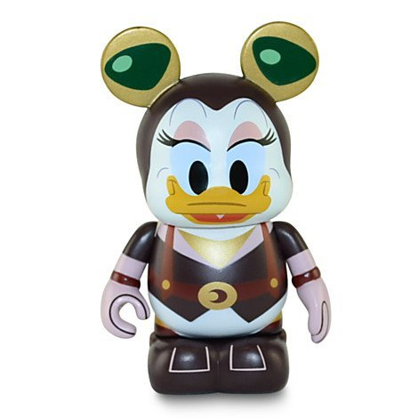 Disney Vinylmation Mechanical Kingdom Series Daisy Duck 3 Figure - 1
