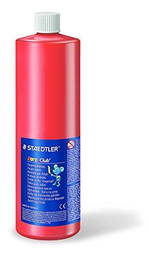 staedtler-8811-61-noris-club-colori-a-dita-a-base-dacqua-750-ml-colore-rosso